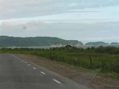 Владивосток-Находка. Вдоль океана.