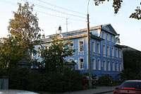 начало ул.Ленинградской