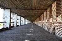 Прогулка по монастрыским стенам