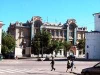 Педагогический институт - здесь учился Венечка Ерофеев