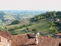 Италия, Пьемонт, ЛяМорра. Вид со смотровой площадки