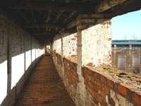 Часть стены открыта для посещения