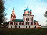 Церковь Димитрия на крови