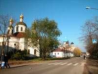 Богоявленский монастырь, Ростовская улица