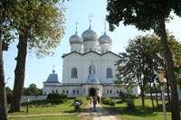 Главный собор монастыря - Успенский