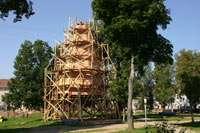 Новый купол для башни