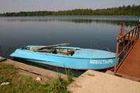 Озеро Валдай. Монастырская пристань