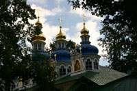 Башенки Успенского собора