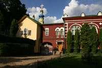 Лазаревская церковь и Братский корпус