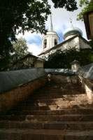 лестница к Собору