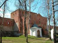 Башня с главным входом