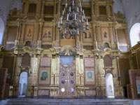 внутри Никольского собора