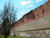 Кремлевские стены
