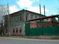 Типичный домик Зарайска