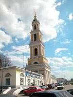Колокольня церкви Иоанна Богослова