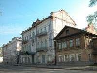 Третьяковские дома