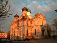 Собор Богоявления Господня Богоявленского монастыря