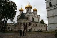 Троицкий собор монастыря