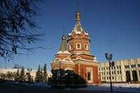 часовня на ул.Андропова