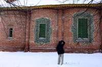 изразцы церкви Николы Мокрого