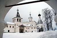 Ансамбль монастыря