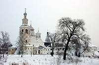 Спасо-Преображенский собор и колокольня