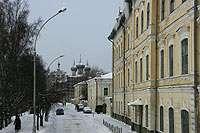 дома на набережной VI армии