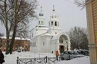 Церковь Покрова на Торгу (1778-1780)