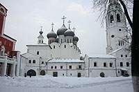 Кремль внутри