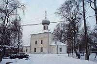 Церковь Ильи Пророка на Каменье 1698