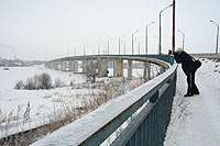 Замечательный мост через р.Кострома