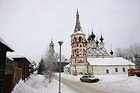 церкви святых Антипия и Лазаря