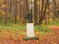 Памятник неизвестной кошке
