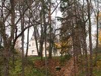 Главный дом - вид издалека