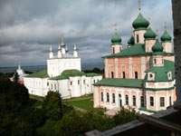 Успенский собор и церковь Богоявления