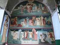 внутри собора Никиты Великомученника