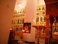 внутри собора св.Николая