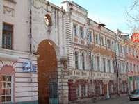 Бульвар Радищева