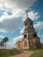 Колокольня собора Бориса и Глеба