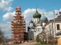 Успенский собор Успенского монастыря