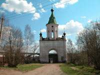 въездная башня