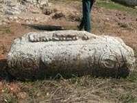 одна из надгробных плит