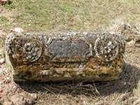 Еще одна надгробная плита