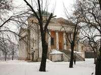 Церковь Тихона