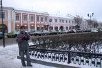сквер на ул. Андропова
