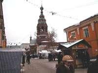 Церковь между Депутатской и Кирова