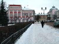 Старый Ярославль - ул. Андропова