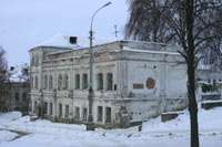 ул. Молочная Гора
