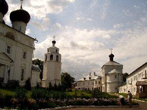 Киров. Трифонов монастырь