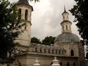 Киров. Церковь Иоанна Предтечи